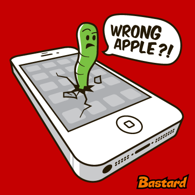 Wrong Apple