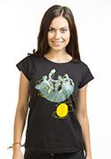 náhled - Nevrlý kocúr dámske tričko