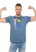 náhled - Hulk pánske tričko