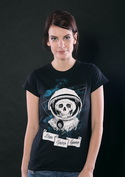 náhled - Dum Spiro Spero dámske tričko klasik