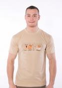 náhled - Mejdan v lese pánske tričko