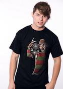 náhled - Freddyho pomsta pánske tričko