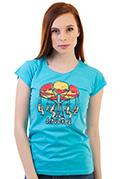 náhled - Červotoč dámske tričko