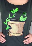 náhled - Rebel dámske tričko