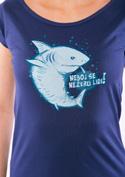 náhled - Nežeru lidi dámske tričko