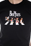 náhled - Beatles pánske tričko