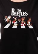 náhled - Beatles dámske tričko