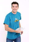 náhled - Frisbee pánske tričko