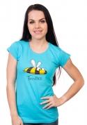 náhled - Frisbee dámske tričko