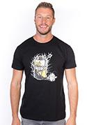náhled - Energy drink čierne pánske tričko