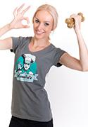 náhled - U Hannibala dámske tričko