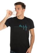 náhled - Coffee help pánske tričko