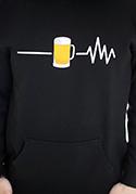 náhled - Beer Help pánska mikina