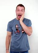náhled - Medvede od Kolína pánske tričko