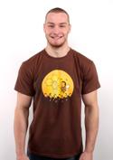 náhled - Včelí univerzita pánske tričko