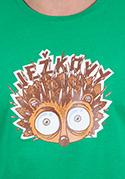 náhled - Ježkovy voči pánske tričko