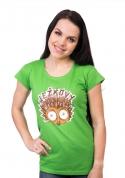 náhled - Ježkovy voči dámske tričko
