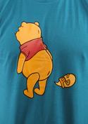 náhled - Ups modré pánske tričko