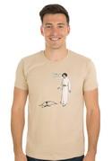 náhled - Luke a Leia pánske tričko