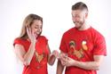 náhled - Novomanželia dámske tričko