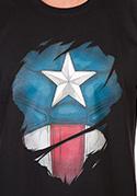 náhled - Captain Inside pánske tričko