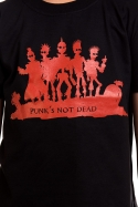 náhled - Punk's Not Dead detske tričko