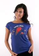 náhled - Udělala jsem se dámske tričko