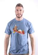 náhled - Rumáci pánske tričko