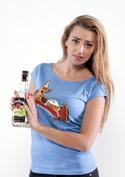 náhled - Rumáci dámske tričko