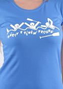 náhled - Party v plném proudu dámske tričko
