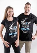 náhled - Driver dámske tričko klasik