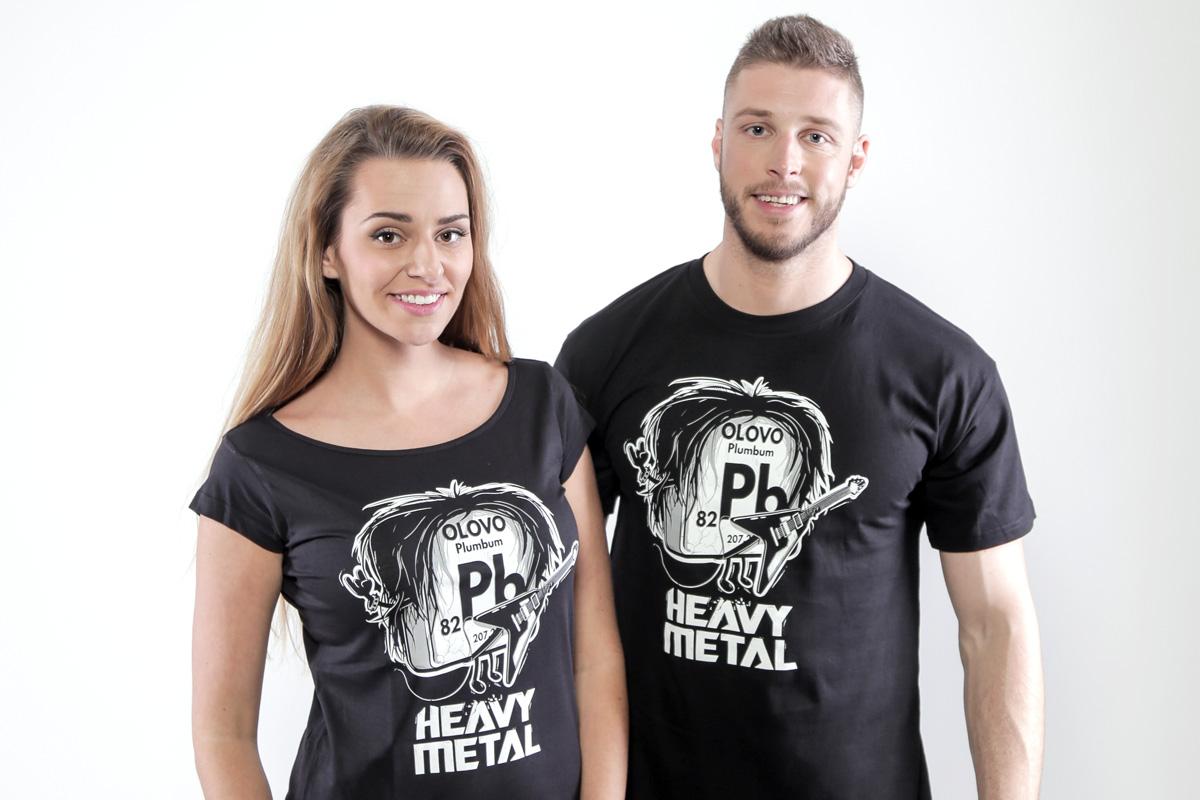502395a353e1 ... náhled - Heavy Metal pánske tričko