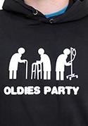 náhled - Oldies party pánska mikina