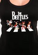 náhled - Beatles dámske tielko