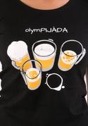 náhled - Pijáda dámske tričko