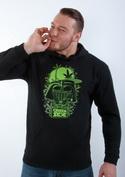 náhled - Green Side pánska mikina