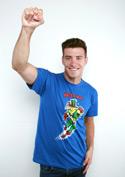 náhled - Hastrman pánske tričko