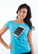 náhled - uPad dámske tričko