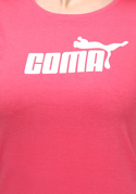 náhled - Coma fuchsiové dámske tričko