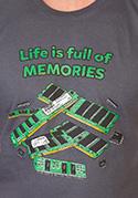 náhled - Uchované v pamäti pánske tričko