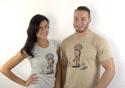 náhled - Indiánek dámske tričko