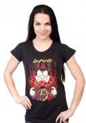 náhled - Luciferda dámske tričko