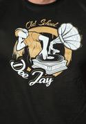 náhled - Old school DJ pánske tričko