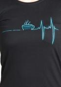 náhled - Coffee help dámske tričko