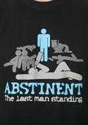 náhled - Abstinent pánske tričko