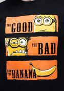 náhled - Hodný zlý a banán pánske tričko