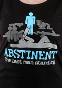 náhled - Abstinent dámske tričko