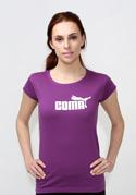 náhľad - Coma fialové dámske tričko