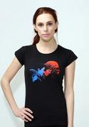 náhled - Vaders evolution dámske tričko