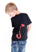náhled - Čierna ovca detske tričko